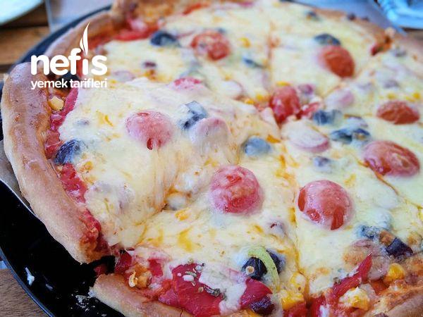 Pizzacılara Taş Çıkartacak Ev Pizzası-9447585-140519