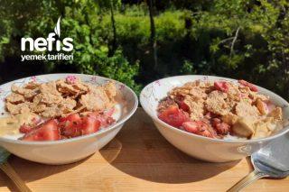 Sağlıklı Ve Tok Tutan Kahvaltı/Ara Öğün Tarifi