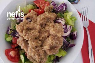 Amaranthlı Yaz Salatası (Diyete Uygun) Tarifi