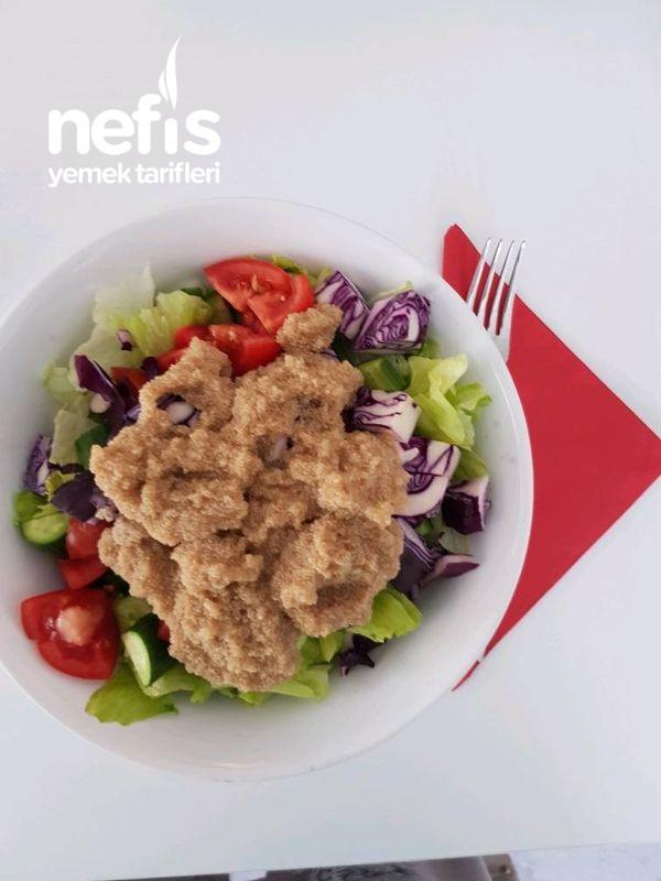Amaranthlı Yaz Salatası (Diyete Uygun)-9449573-080501