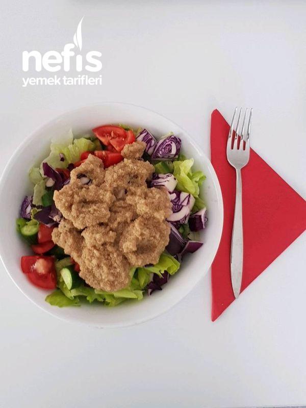 Amaranthlı Yaz Salatası (Diyete Uygun)-9449573-080503