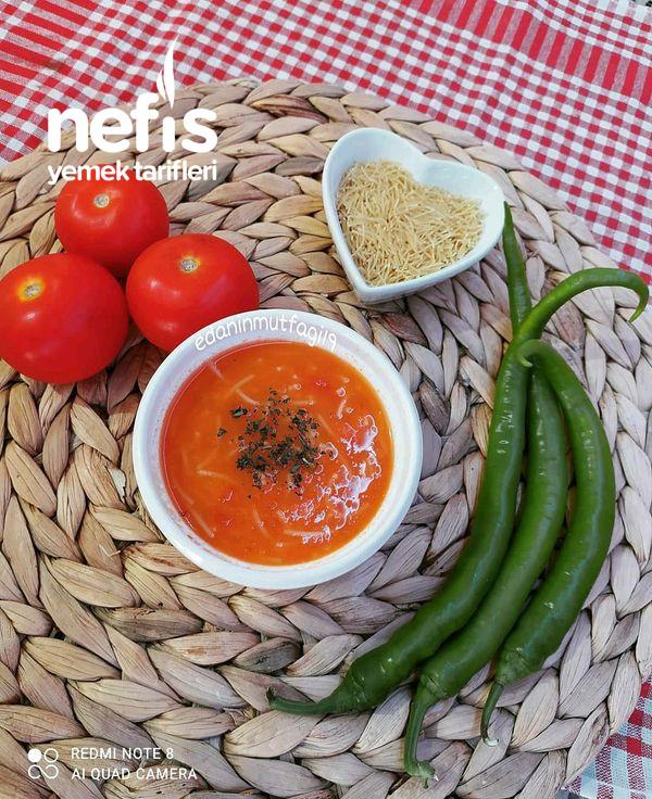 Şehriyeli Domates Çorbası-9451270-140521