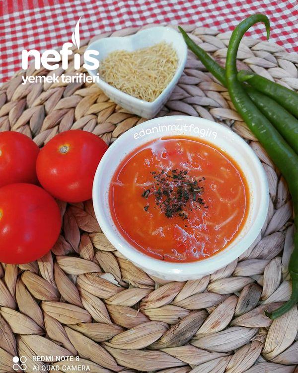 Şehriyeli Domates Çorbası-9451270-140520