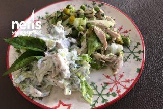 Tavuk Salatası (Diyet Menü) Tarifi