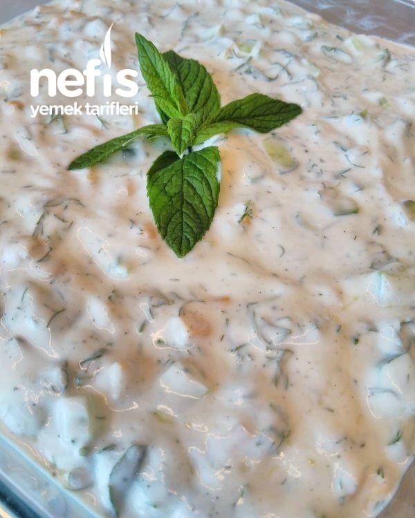 Yoğurtlu Yaz Salatası-9449219-180534