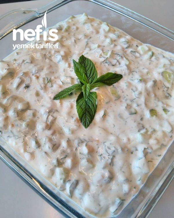 Yoğurtlu Yaz Salatası-9449219-180533
