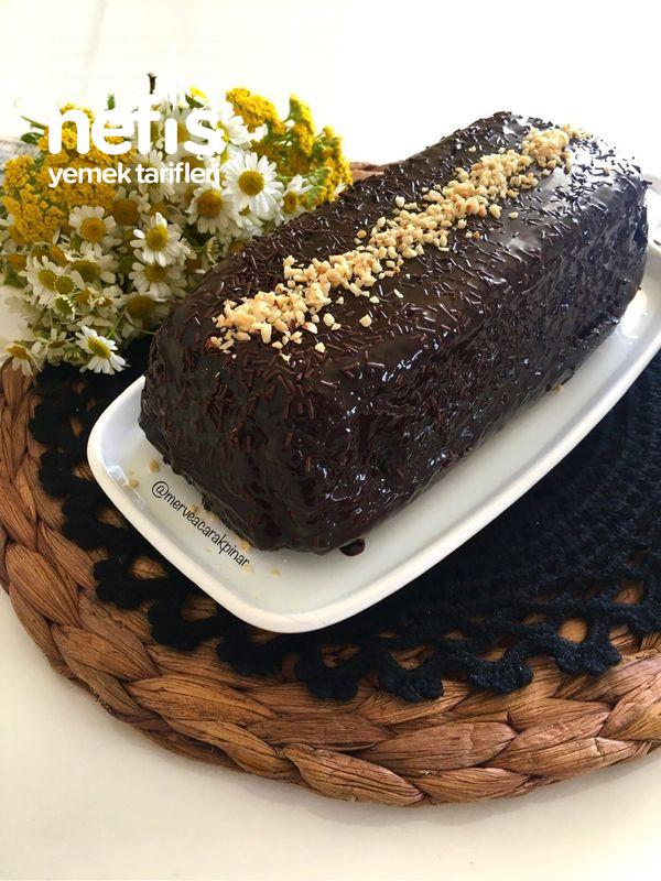 Çikolatalı Nemli Kek-9453743-090548