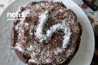 Harfli Doğu Günü Pastası Evde Olan Malzemelerle Tarifi