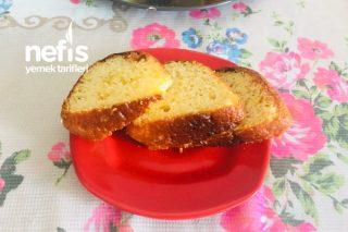 Limonlu Kek (Çayın Yanına İkramlık Tatlı, Hamur İşi) Tarifi