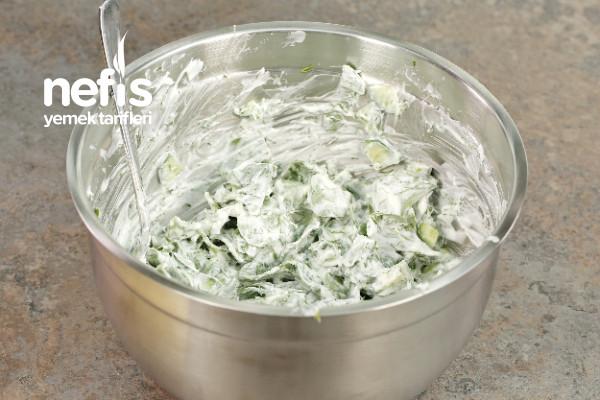 Nohutlu Semizotu Salatası Tarifi-9453932-130545
