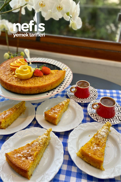 Portakallı Revani-9455334-180529