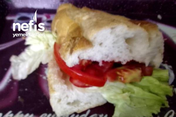 Ekmek Arası Atıştırmalık Harika Parmak Yedirten