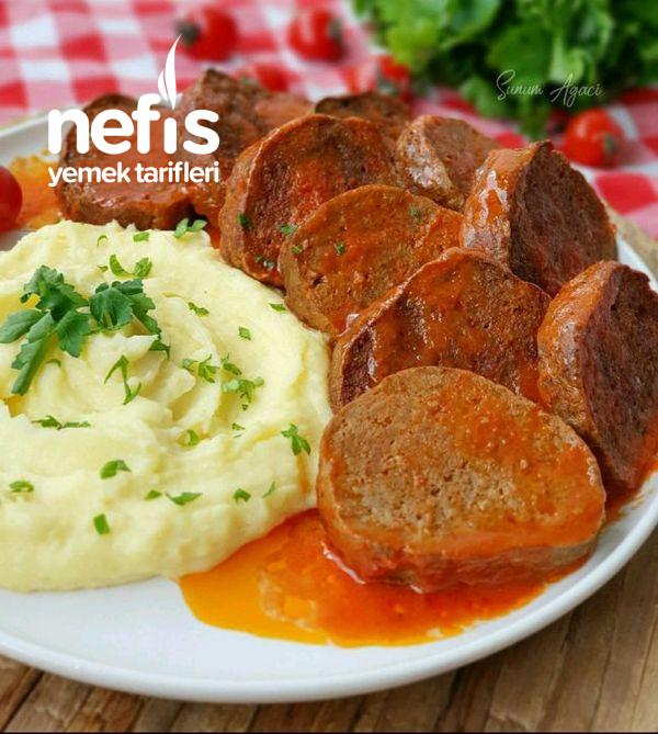 Fırında Rosto Köfte(patates Puresı Ile)-9457867-140540