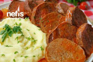 Fırında Rosto Köfte (Patates Püresi İle) Tarifi