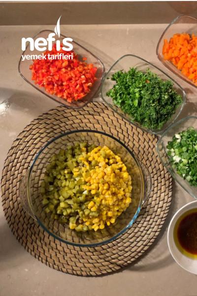 Yeşil Mercimek Salatası-9456906-090524