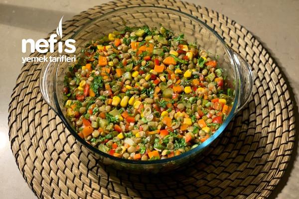Yeşil Mercimek Salatası-9456906-090549