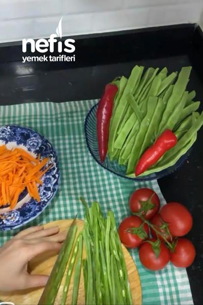 Zeytinyağlı Taze Fasulye-9406203-140537