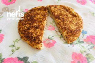 10 Dakikada Yulaf Ekmeği (Fit Ekmek) Tarifi
