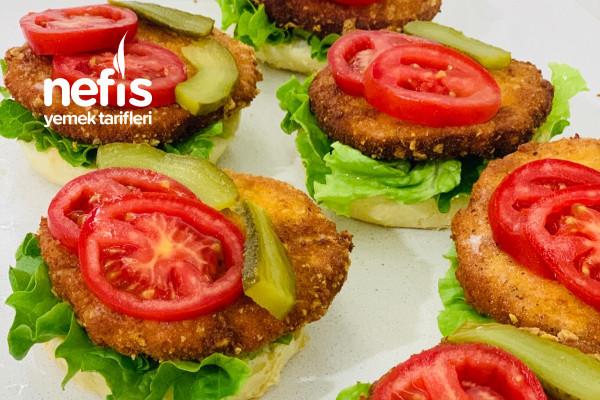 Çıtır Tavuk Burger-9462749-200535