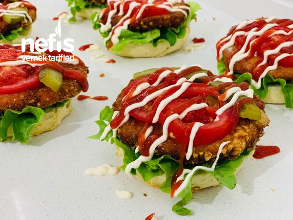 Çıtır Tavuk Burger-9462749-200539