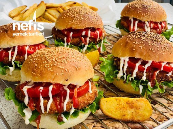 Çıtır Tavuk Burger-9462749-200549
