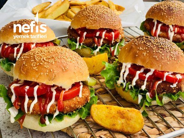 Çıtır Tavuk Burger-9462749-200551