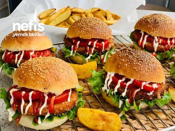 Çıtır Tavuk Burger-9462749-200552