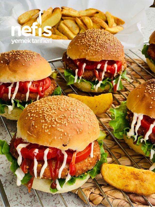 Çıtır Tavuk Burger-9462749-200554