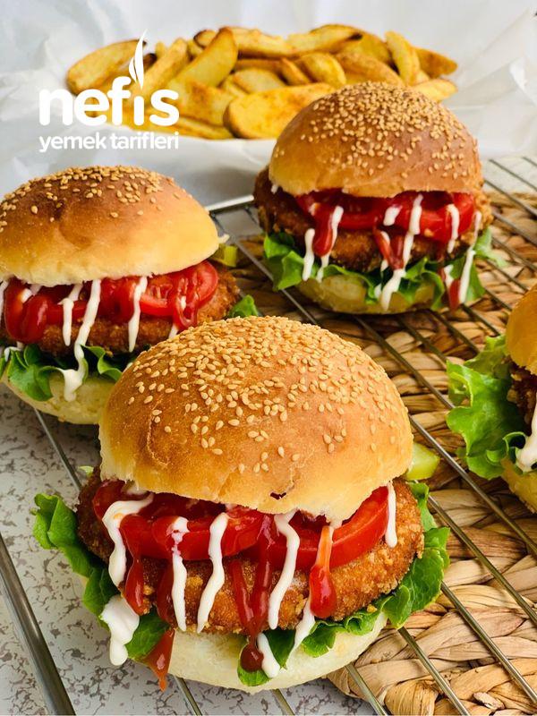 Çıtır Tavuk Burger-9462749-200500