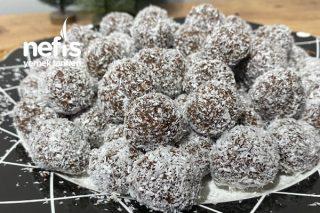 Enfes Çikolata Topları Tarifi