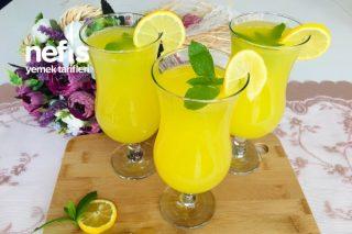 Evde En Doğalından Limonata Tarifi