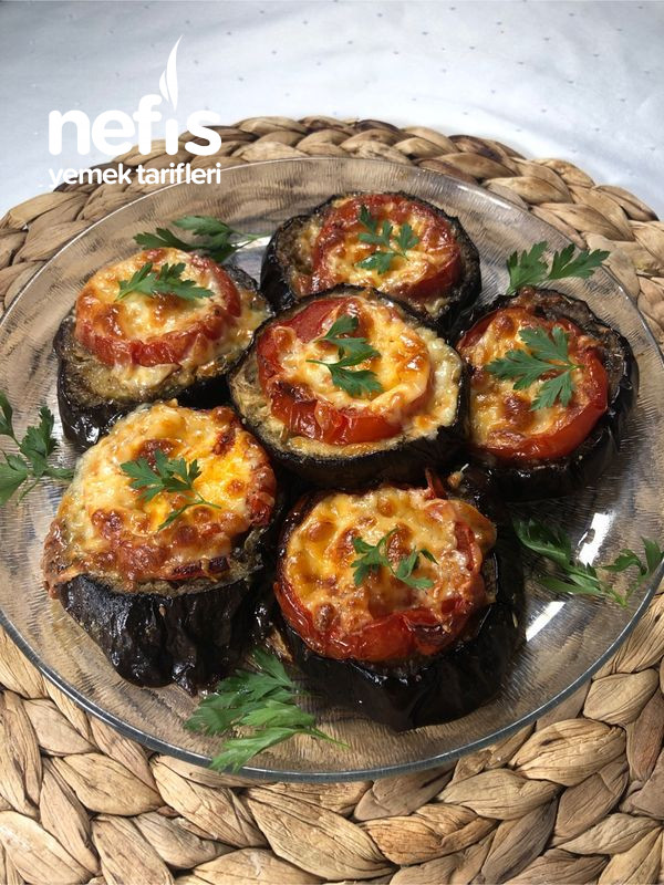 Fırında Patlıcan Mezesi-9459756-070555