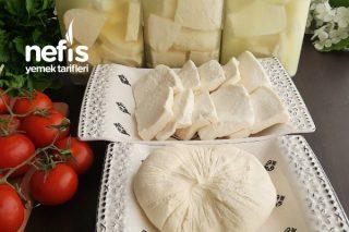 Salamura Peynir Ve Peynir Alt Suyundan Lor Peynir (Garanti Tarif) Tarifi