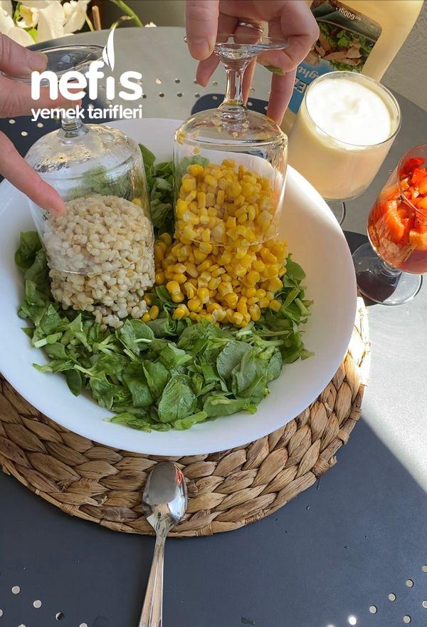 Buğdaylı Semizotu Salatası-9455297-060556