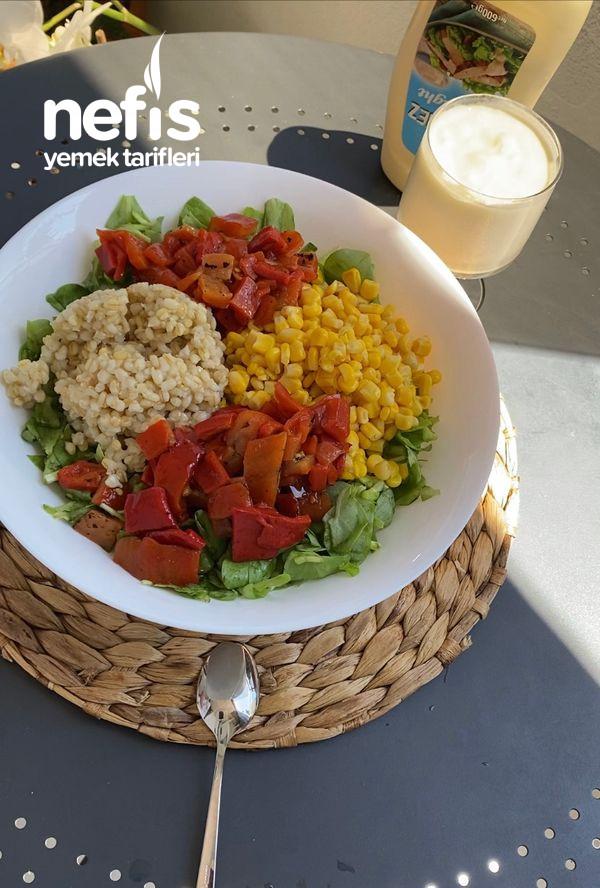 Buğdaylı Semizotu Salatası-9455297-060559