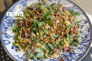 Buğdaylı Semizotu Salatası Tarifi