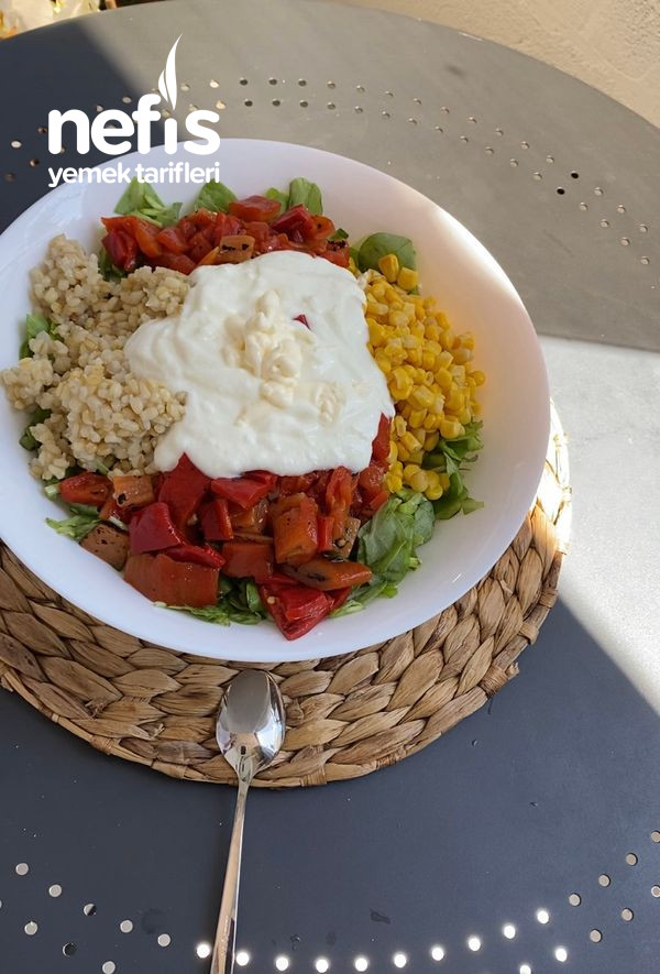 Buğdaylı Semizotu Salatası-9455297-060507