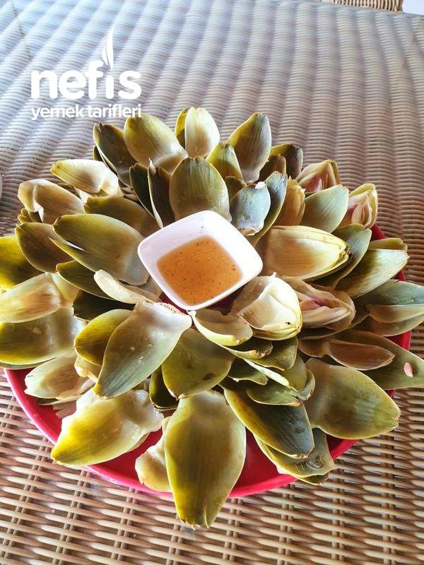 Enginar Yaprağı Salatası (Karaciğer Dostu,şifa Kaynağı)-9465529-190505
