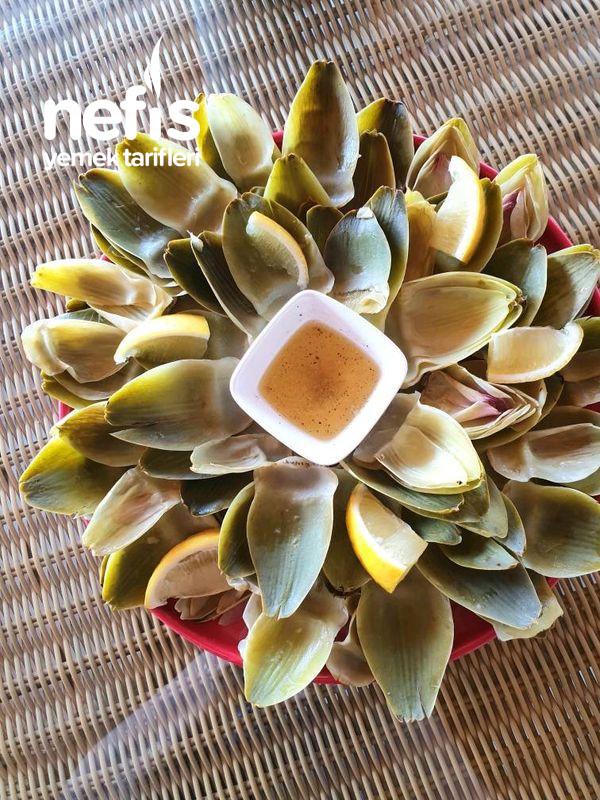 Enginar Yaprağı Salatası (Karaciğer Dostu,şifa Kaynağı)-9465529-190510