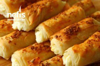 Çıtır Çıtır Peynirli Börek (Efsane Lezzet) Tarifi