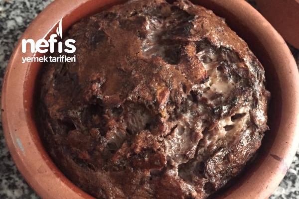Diyet Tatlısı Kek (3 Malzemeyle)