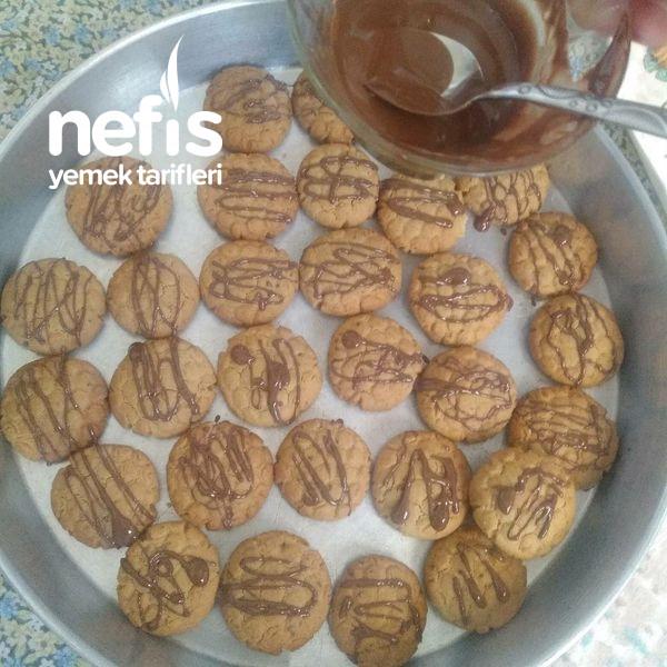 Nescafeli Çikolatalı Ağızda Dağılan Kurabiye-9467686-100508