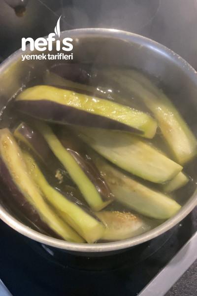 Yağ Çekmeyen Mısır Unlu Patlıcan Kızartması-9468087-110552