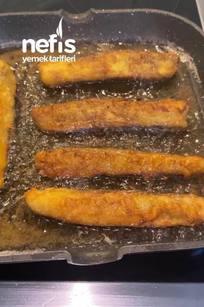 Yağ Çekmeyen Mısır Unlu Patlıcan Kızartması-9468087-110503