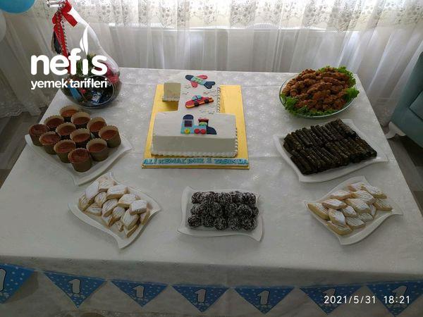 Ali Kemalimin Doğum Günü Menüsü 1 Yaş-9470264-180639
