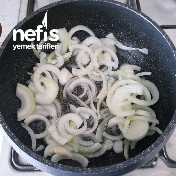 Çok Lezzetli Köz Patlıcan Yemeği!! (Videolu)-9466738-090649