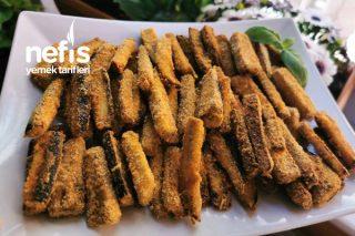 Patlıcan Çubukları Tarifi