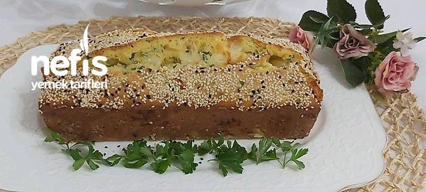 Peynirli Zeytinli Tuzlu Kek  Şip Şak Hazırlanan-9473190-200620