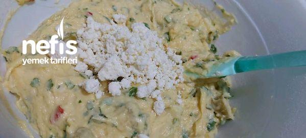 Peynirli Zeytinli Tuzlu Kek  Şip Şak Hazırlanan-9473190-200659