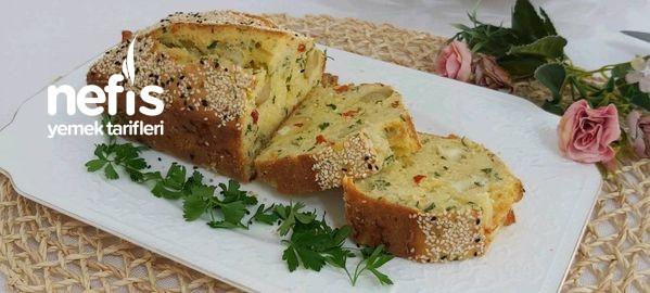 Peynirli Zeytinli Tuzlu Kek  Şip Şak Hazırlanan-9473190-200605